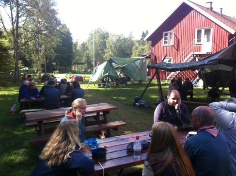Åsengården 1 sept 2012