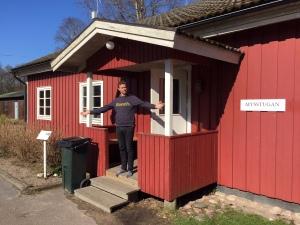 Henrik Brosché på Gullbrannagården
